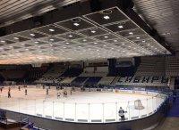 Хоккейный стадион г. Новосибирск